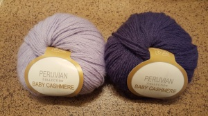 Peruvian Baby Cashmere Yarn